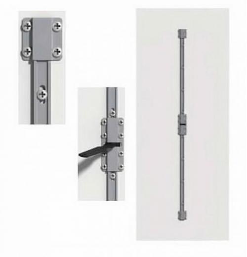 Alinhador para portas – Sistema Anti-Empenamento Semi-embutido