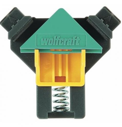 Clip Angular ES22 para fixação em 90º - Wolfcraft