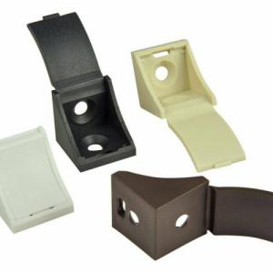 Conector Simples de canto - 20 x 21 mm