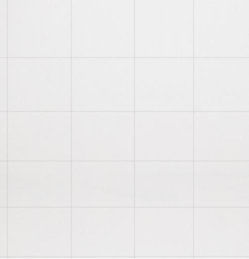 Lâmina Dec. Lousa Branca Quadriculada